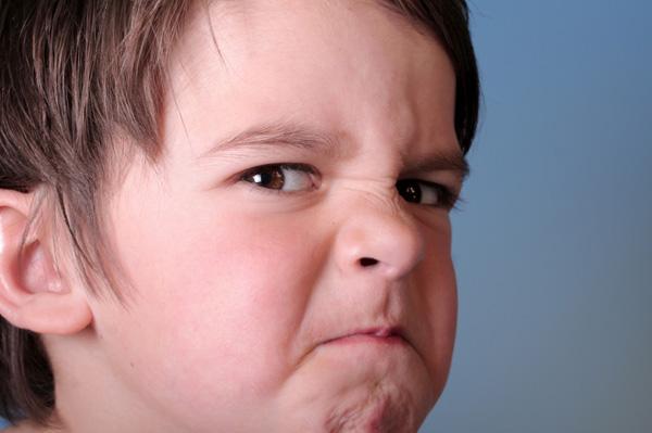 Da li je vase dijete agresivno