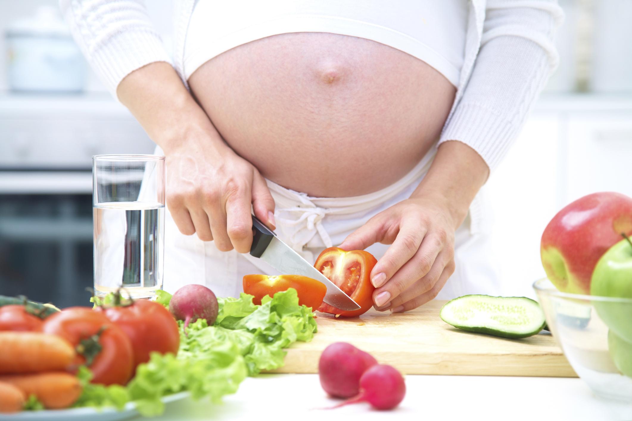 Ishrana majke i djeteta u trudnoci