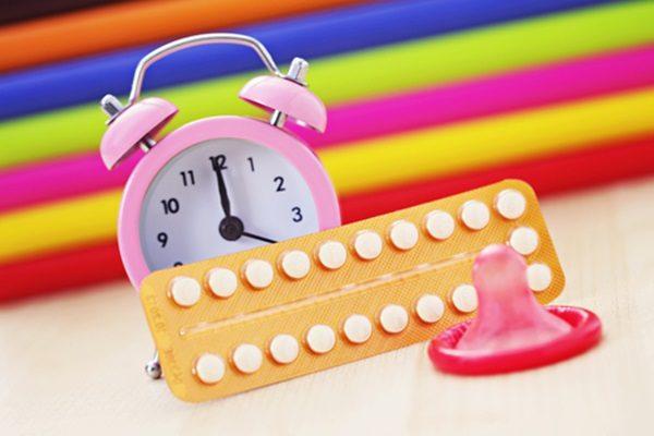 bezbjednost kontracepcijskih pilula