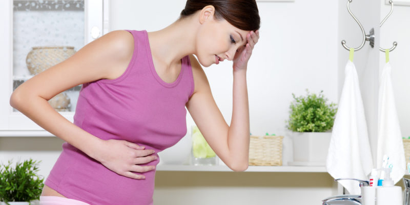 Mucnine u trudnoci