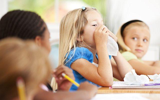 djete bolesno za skolu