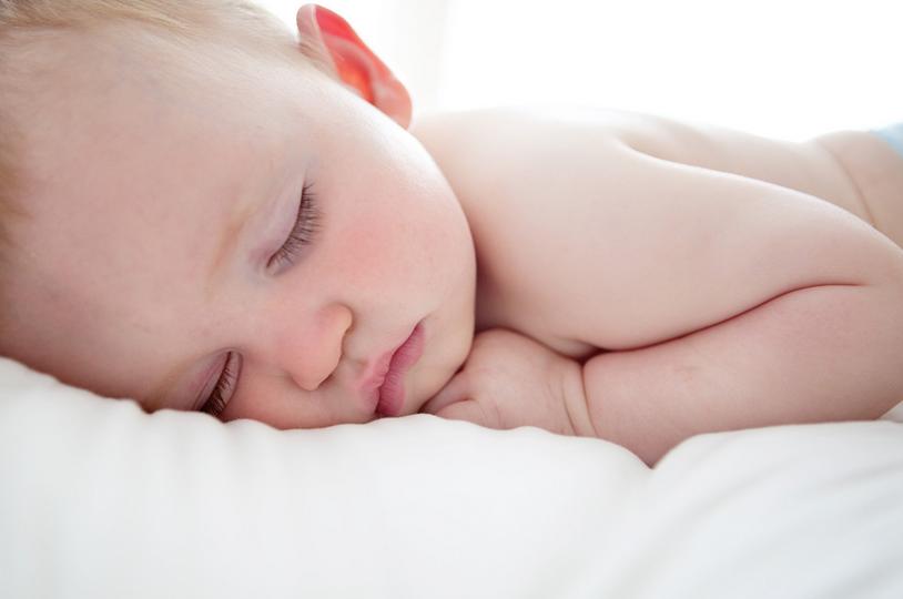 spavanje kod beba