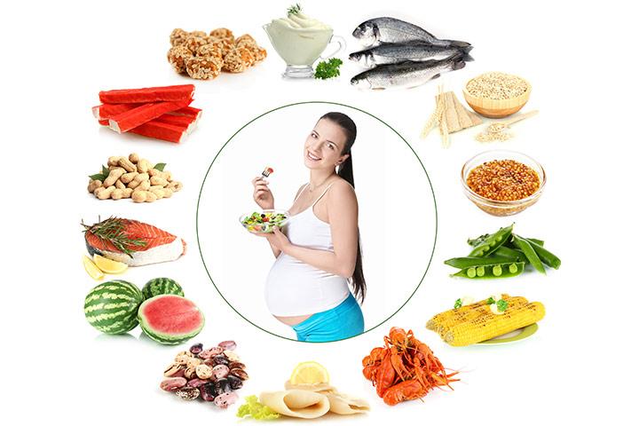 zdrava ishrana trudnica