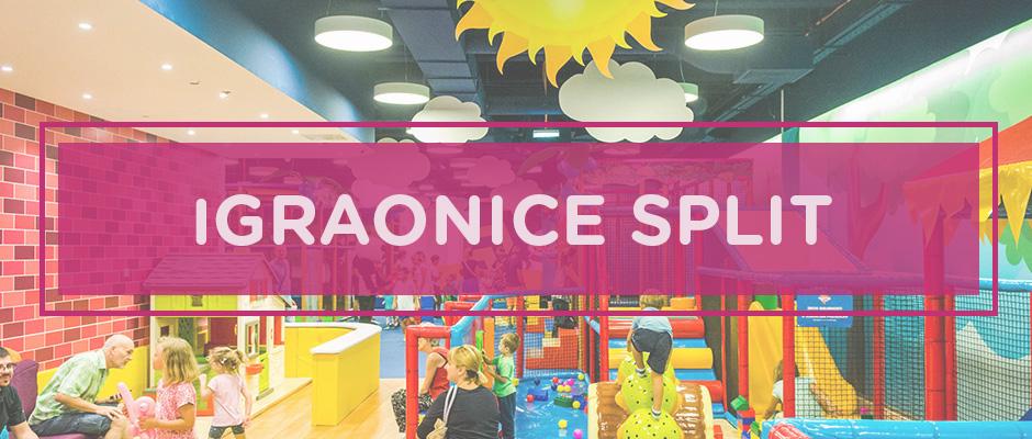 Igraonice split