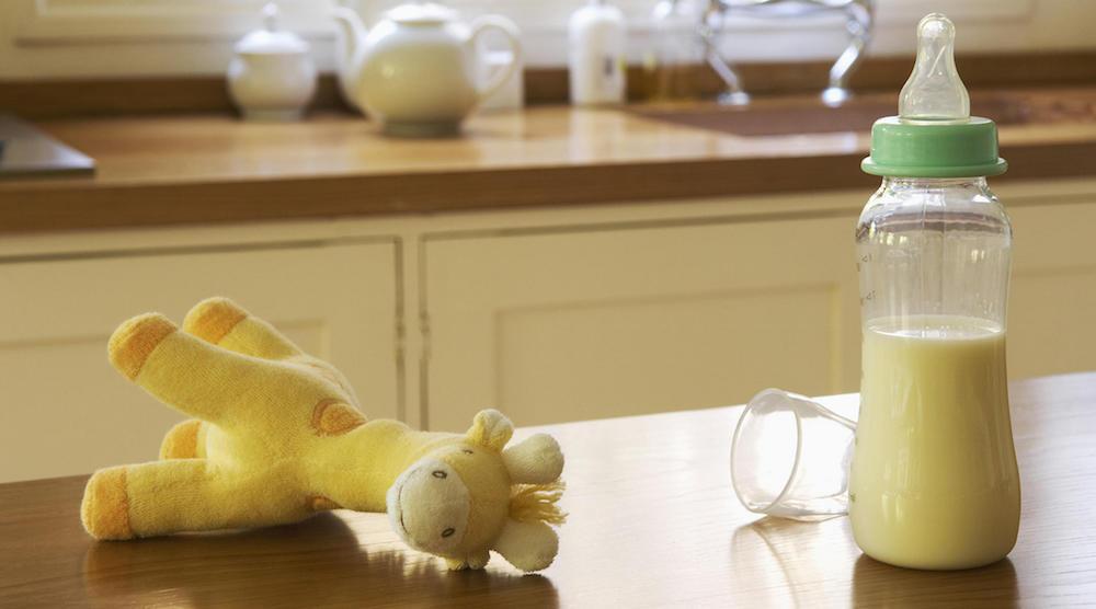 kako znati da bebi ne odgovara adaptirano mlijeko