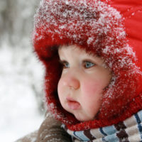 kako obuci bebu zimi