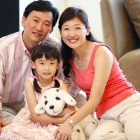 kina roditeljstvo volim te