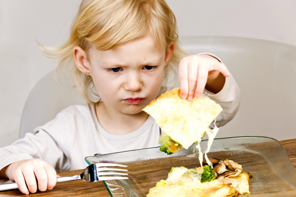 neuhranjenost djece