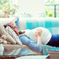 zgaravica u trudnoci