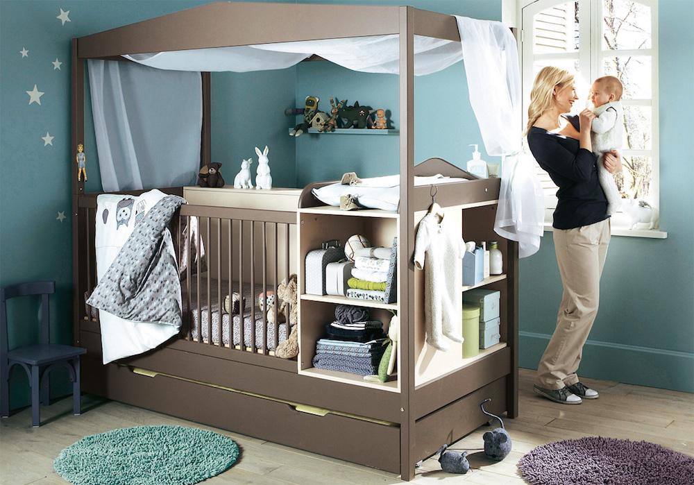 ideje soba za bebe uredjenje