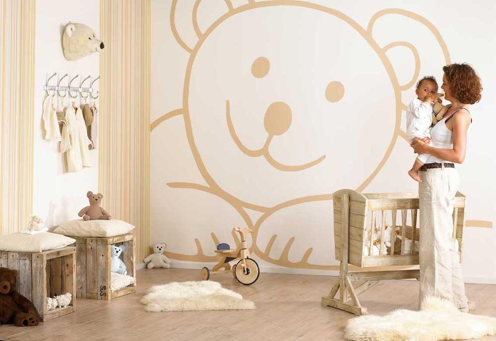 sobe za bebe ideje
