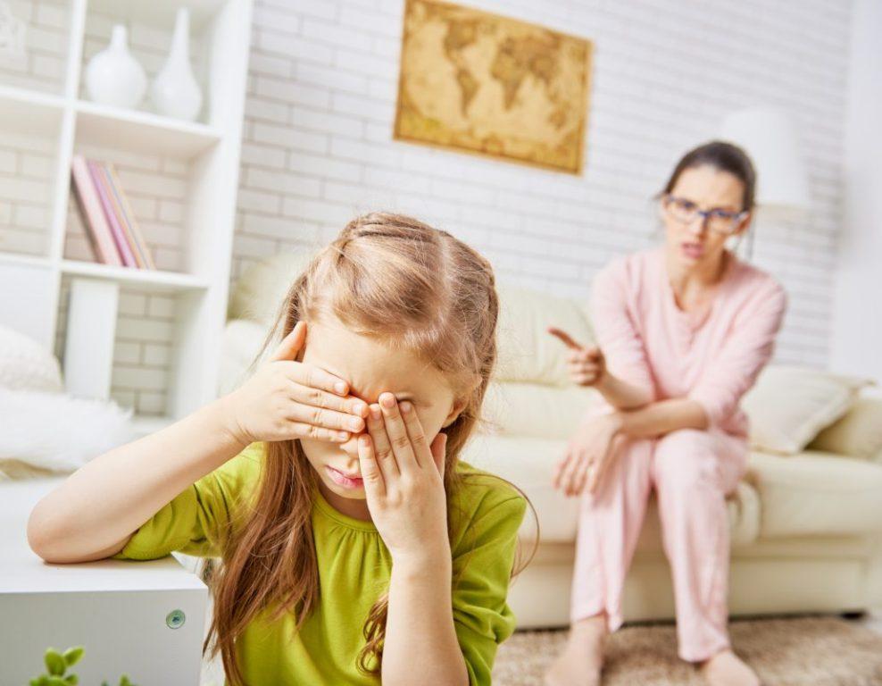 vikanje djeca roditelji