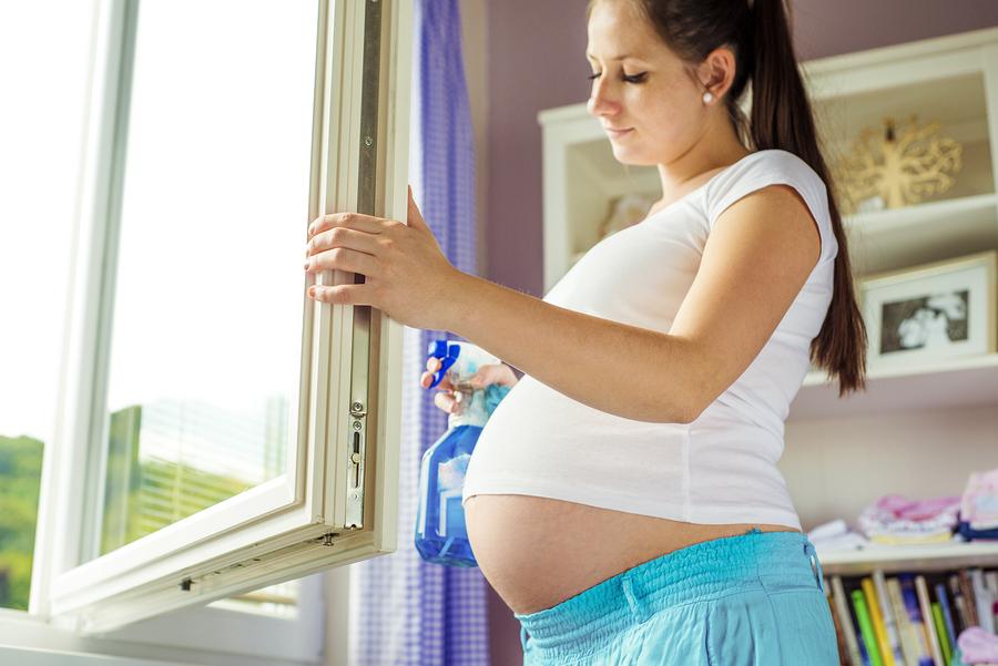 trudnica kucni poslovi