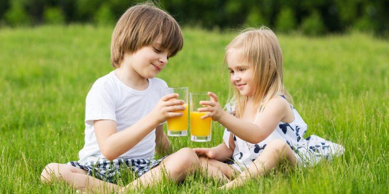 vocni sokovi djeca