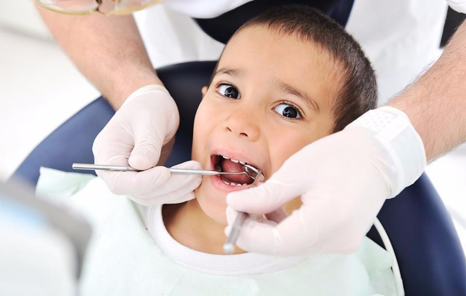 losa oralna higijena kod djece