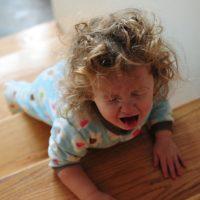 tantrum temper napad bijesa kod djece