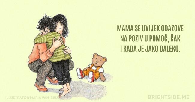 ljubav majke