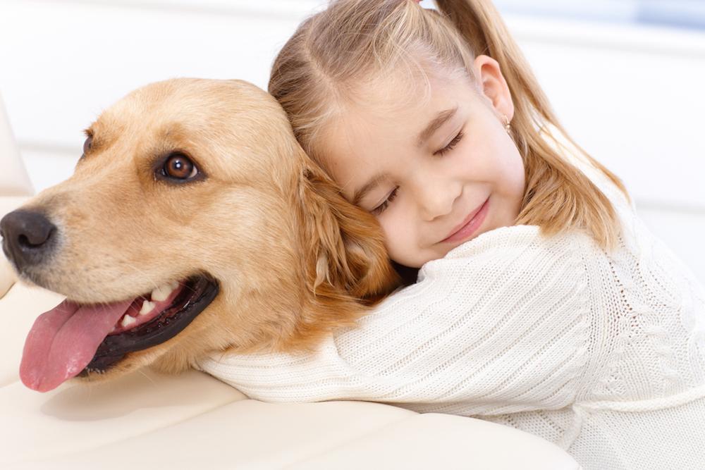 najbolja rasa pasa za djecu