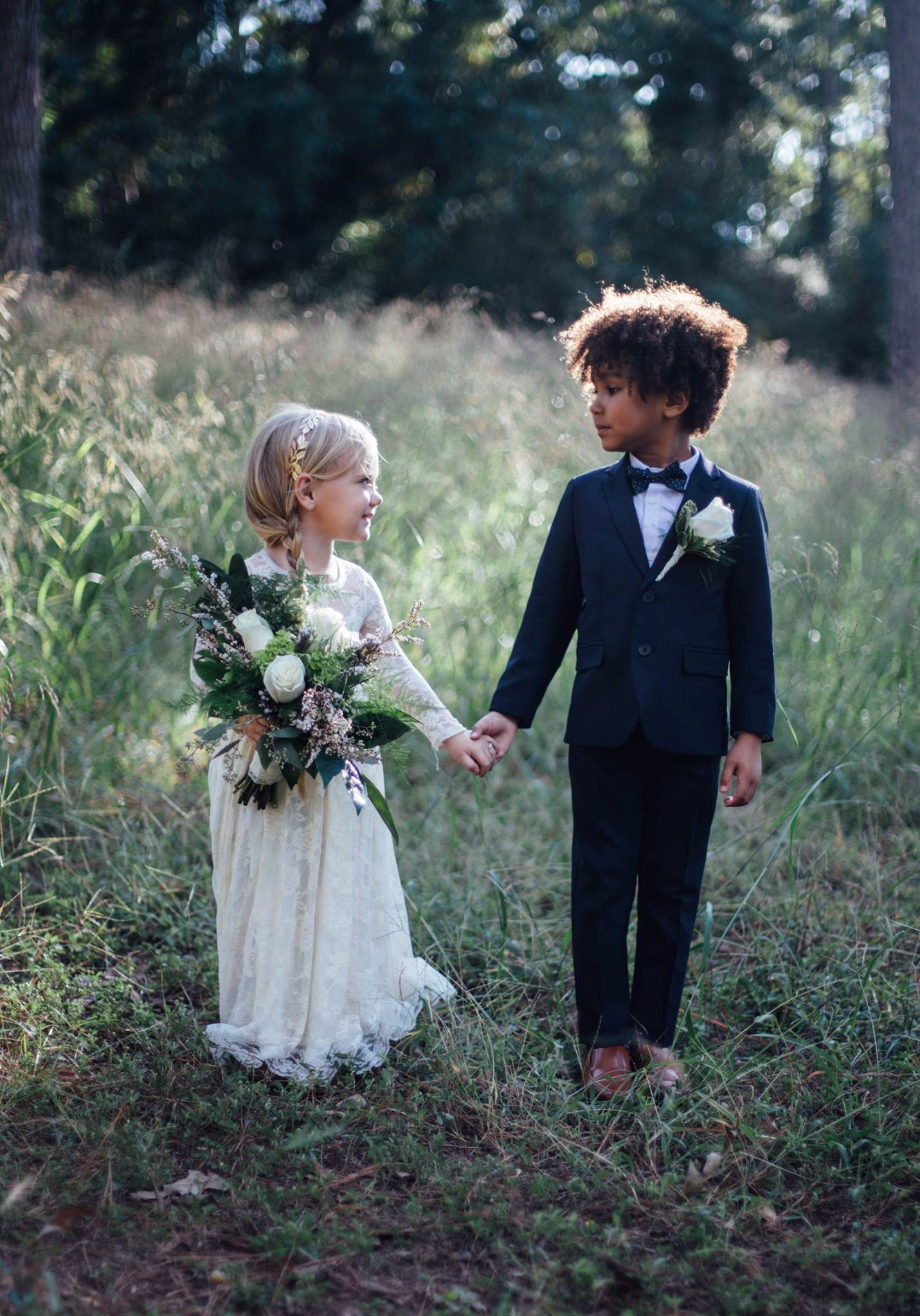 vjencanje iz snova djeca