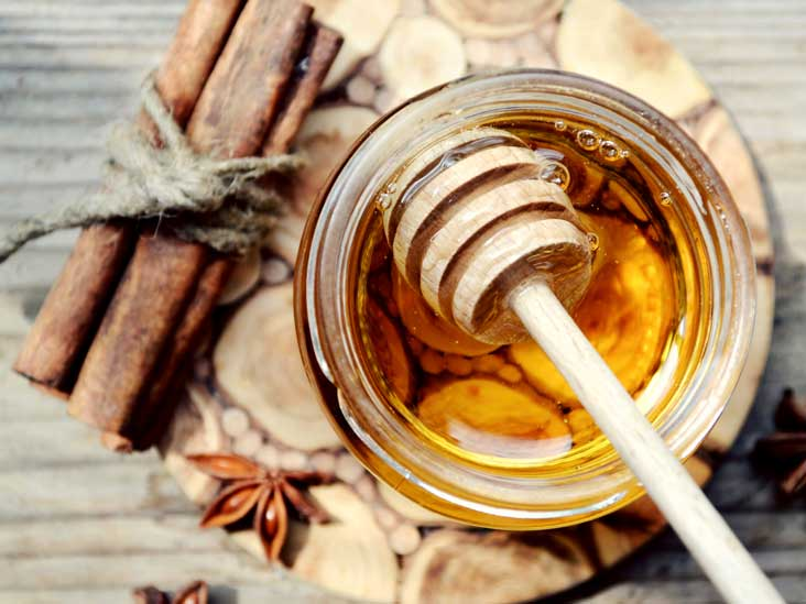 kako koristiti med