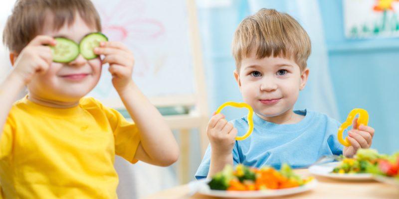 Hrana za djecu zdrave namirnice