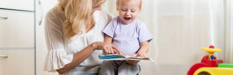 podsticanje govora kod djeteta