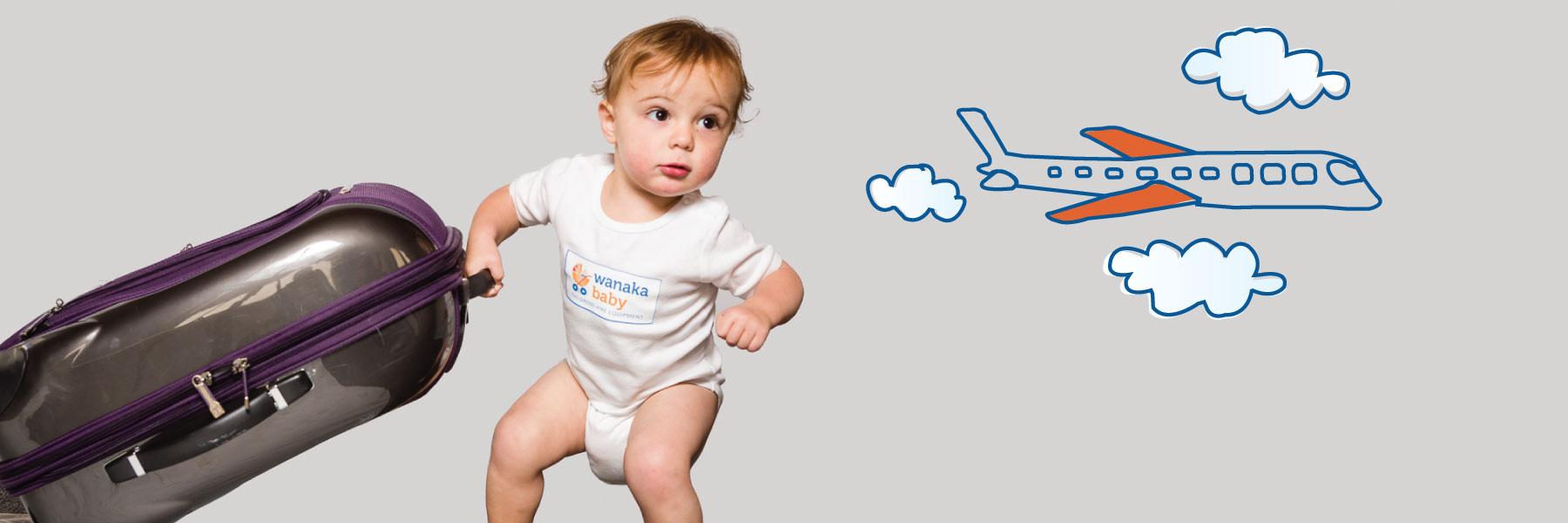 ljetovanje sa bebom