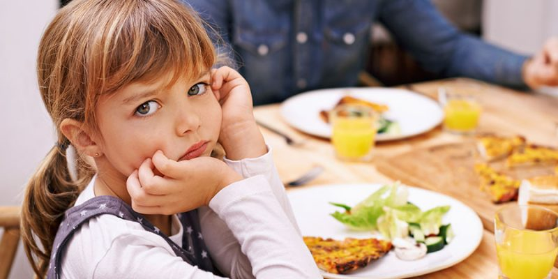 Da li vaše dijete jede dovoljno - savjeti za roditelje koja imaju izbirljivu djecu