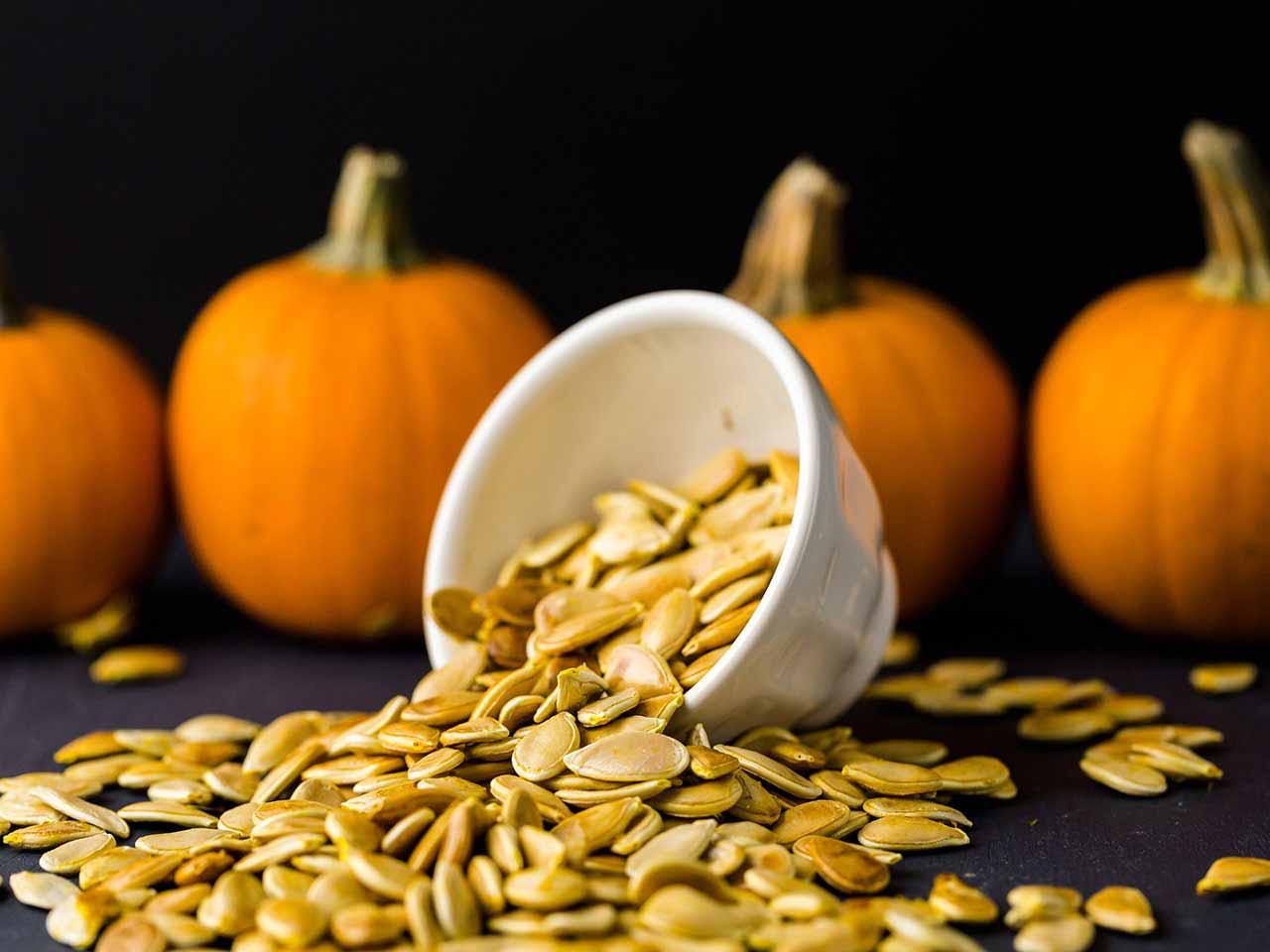 sjemenke bundeve prirodno liječenje dječje gliste