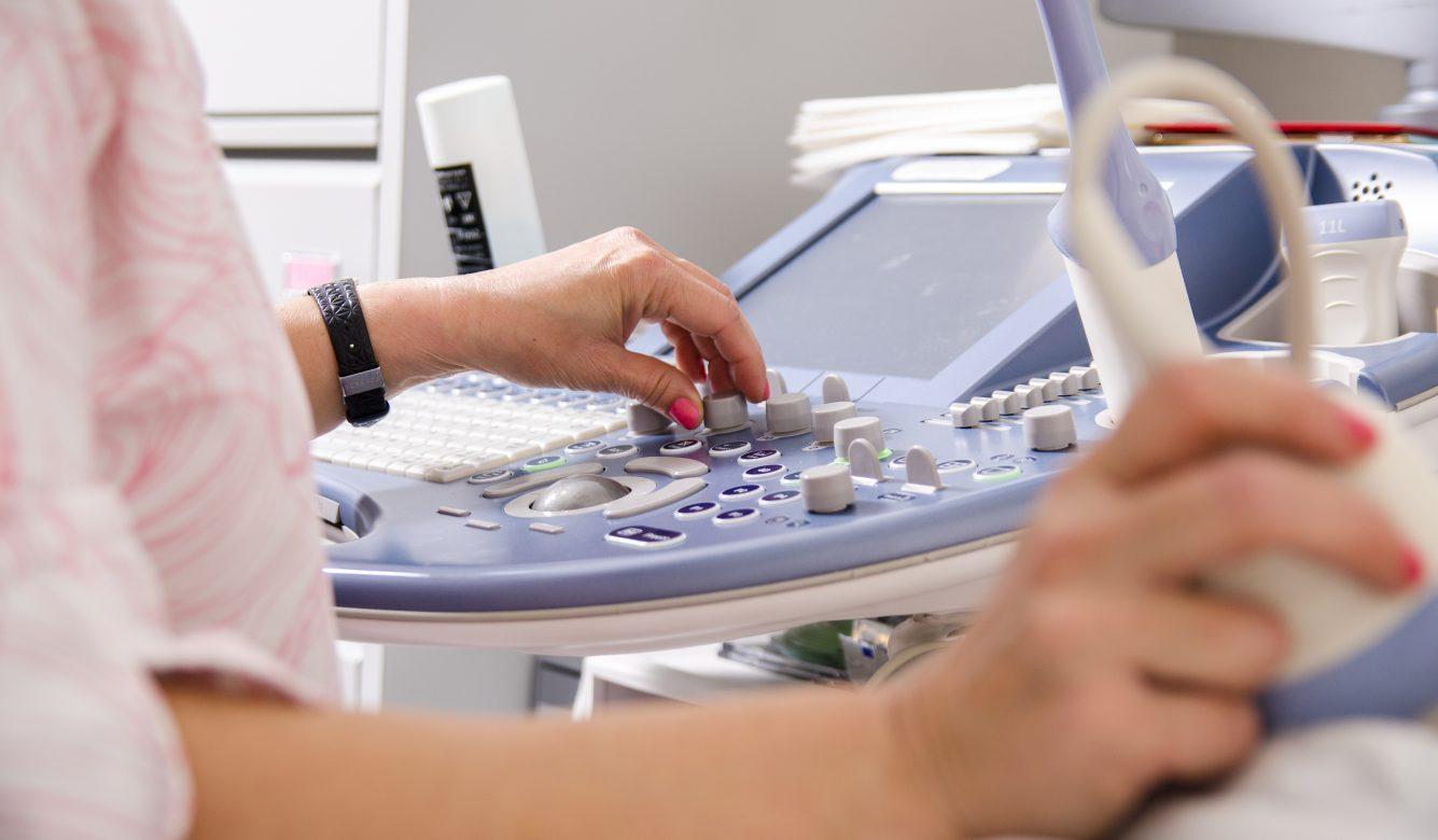 Ginekoloski pregled ultrazvuk