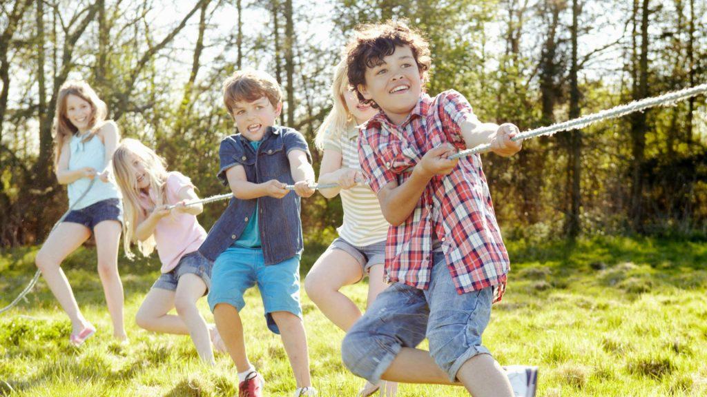 igranje vani djeca