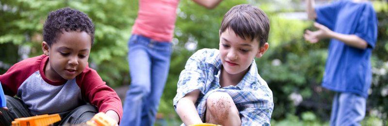kako igranje vani čini djecu pametnijom