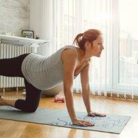 Vježbanjem u trudnoći doprinosite razvoju bebinog mozga