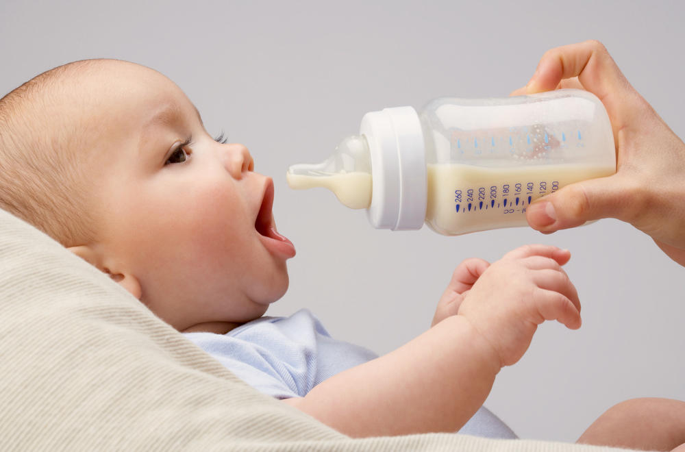 dobijanje na težini kod beba