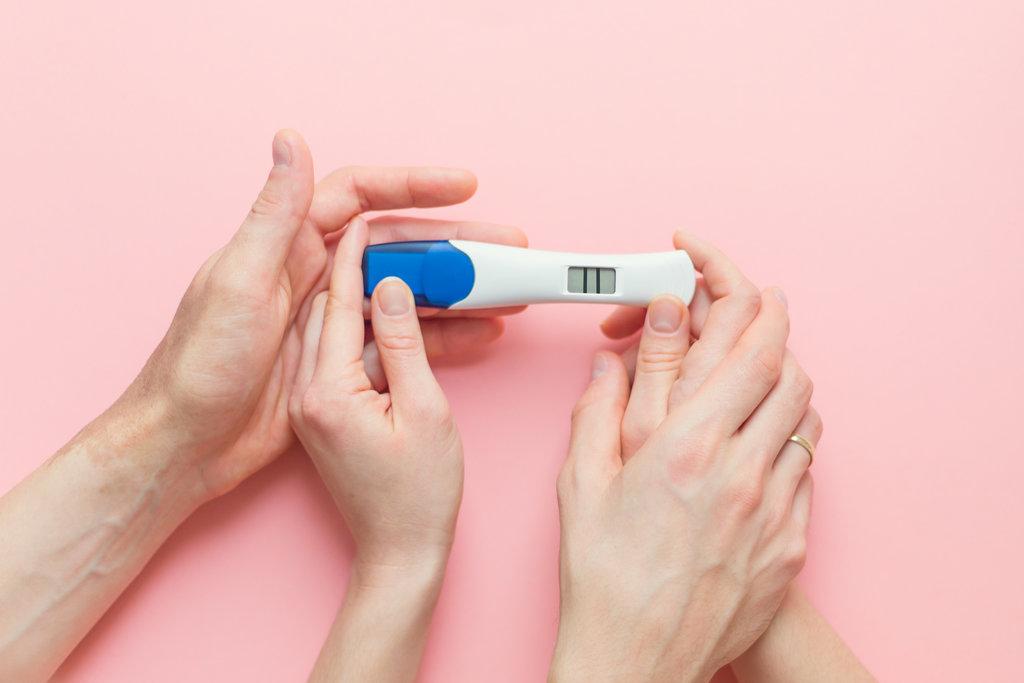 test za trudnocu negativan