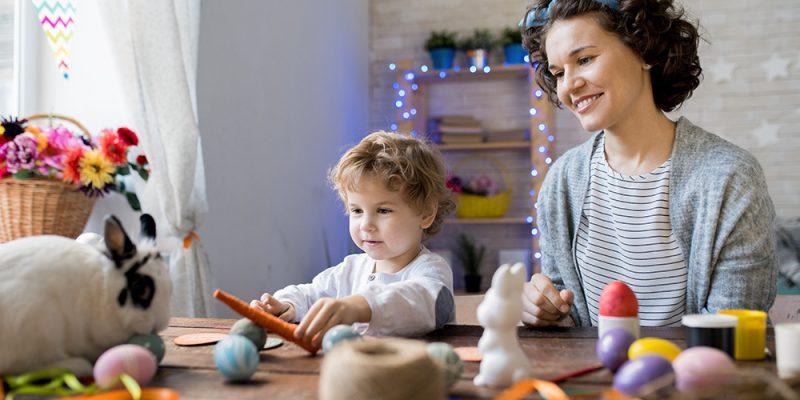 7 kreativnih aktivnost za djecu povodom Uskrsa
