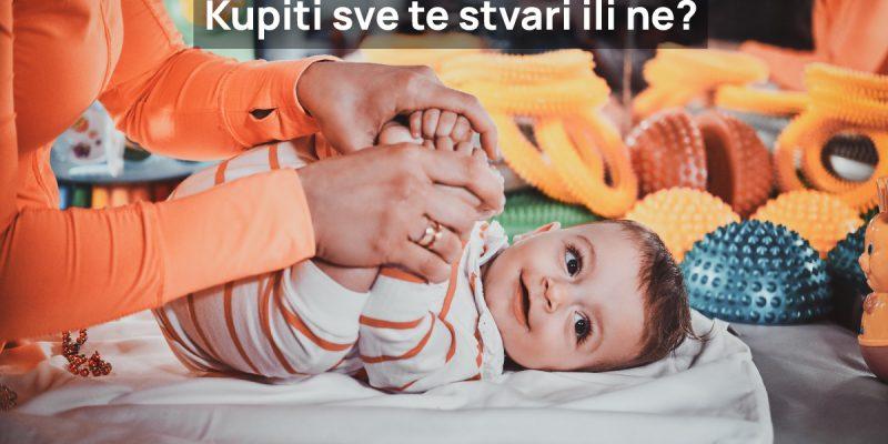 potrepstine za bebu